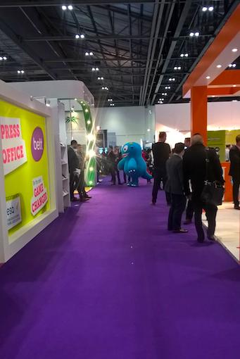 BETT 2017: UK edtech trade fair