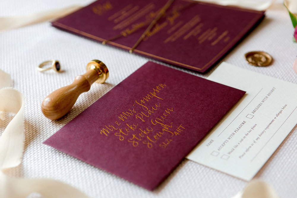 folkington_manor_claret_dappled_wedding_invite_stationery_monogram_gold_foil_wax_seal_14.jpg