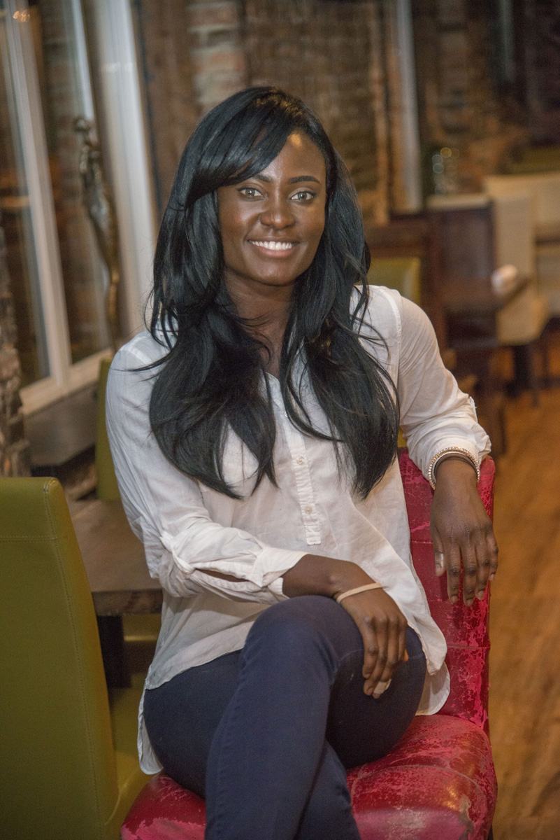 Cynthia Folarin | Dining Room Manager