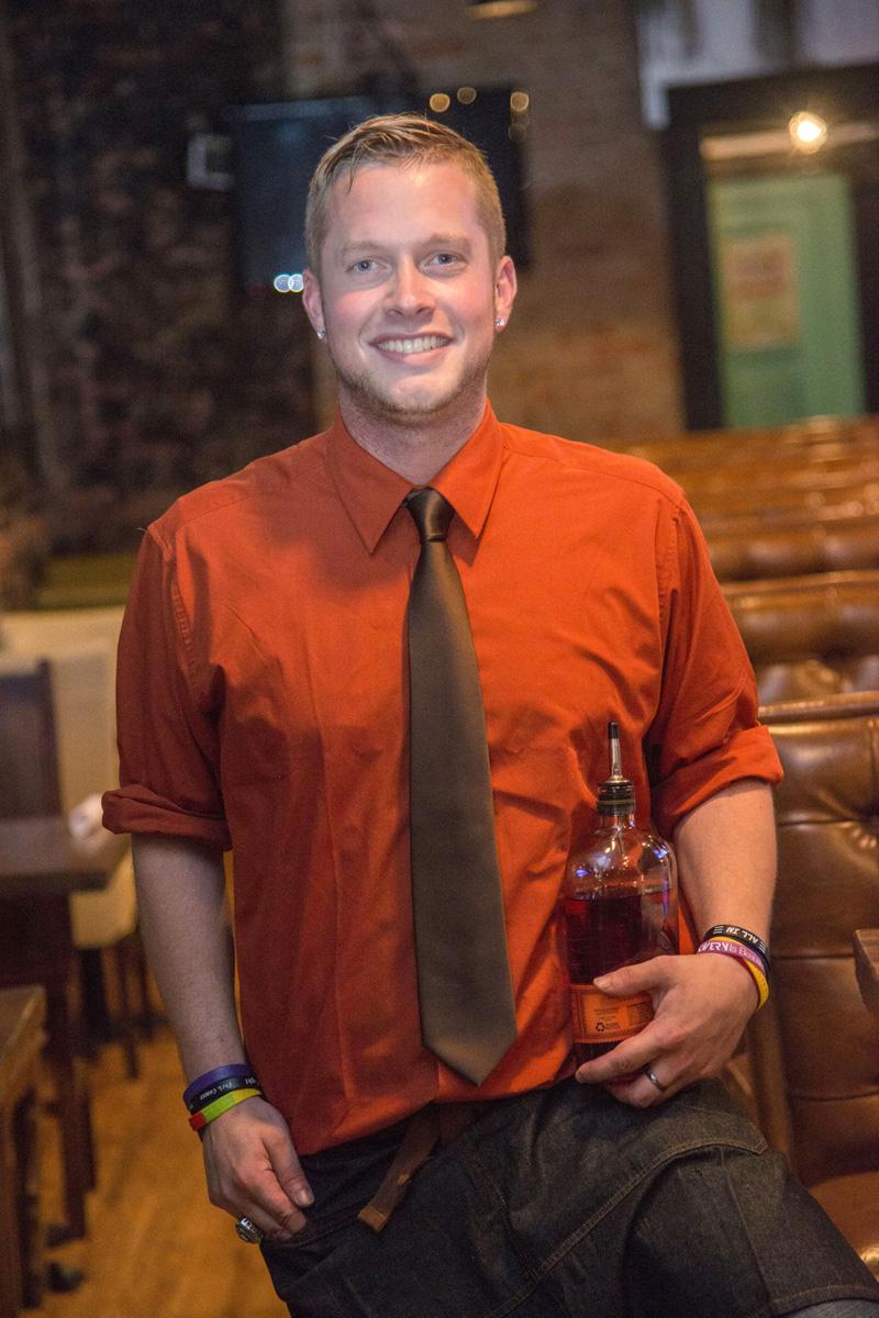 Chris Britt | Bartender