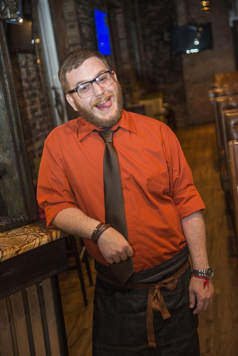 Nick Cline | Server
