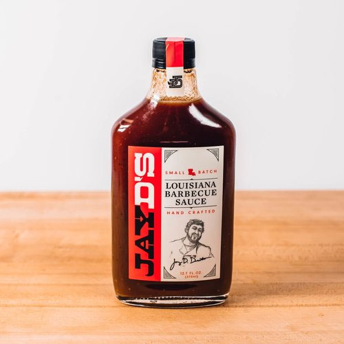 JAYD'S   Jay Ducote is a media personality, culinary enthusiast, barbecue sauce maker and more. Products include Jay D's Louisiana Barbecue Sauce, a wine Jay D's Blanc du Bois, Jay D's Louisiana Molasses Mustard, Jay D's Spicy & Sweet Barbecue Rub and  Jay D's Single Origin Coffee .