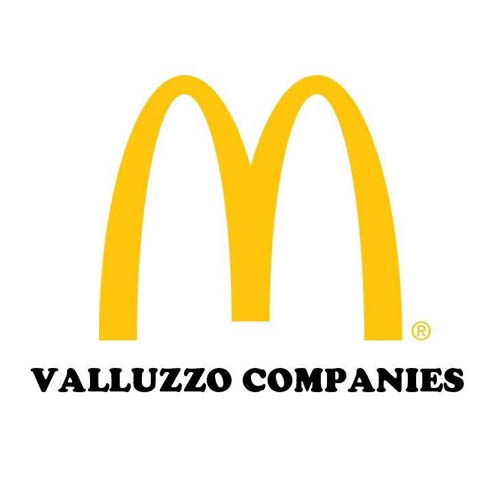 Valluzzo Companies, LLC   Valluzzo Companies, LLC has owned McDonald's franchises operating in the greater Baton Rouge area since the 1960's and independently since 2010, now with 50 locations throughout Louisiana and Mississippi. We live, play and pray in the communities where we operate.