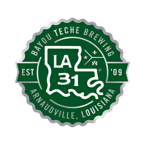 Bayou Teche Brewing    Based out of Arnaudville, La, Bayou Teche Brewing and on site Tap Room was founded on this simple dream to craft beers that compliment the cuisine and lifestyle of Cajuns and Creoles.