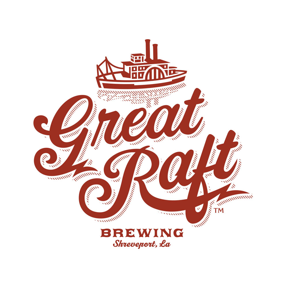 Great Raft Brewing    Great Raft Brewing is a Shreveport, Louisiana based craft brewery dedicated to making creative, authentic beer and helping to build a great beer culture within communities it serves.