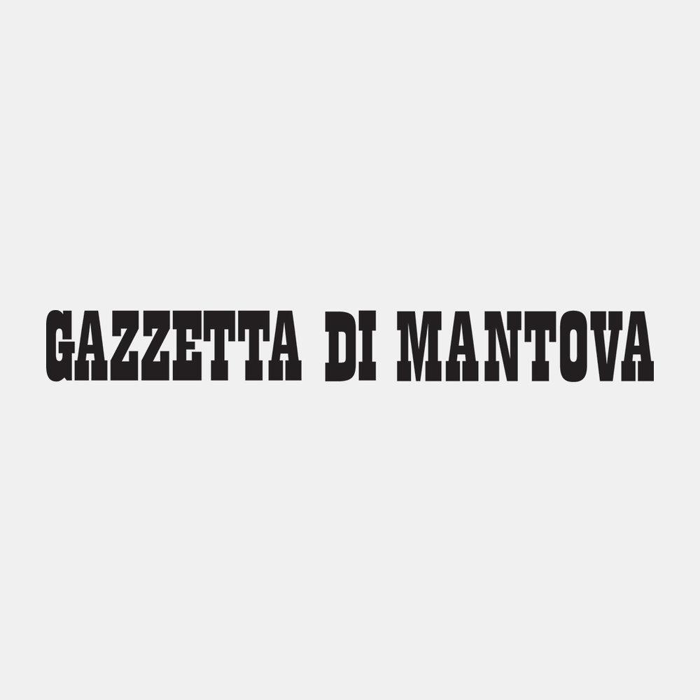 14 | 10 | 2017   GAZZETTA DI MANTOVA INTERVIEW