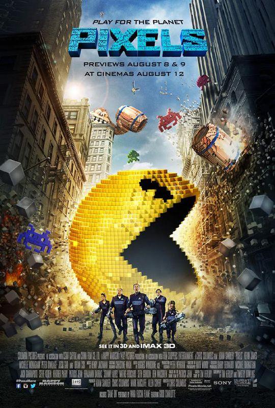 Pixels - 2014