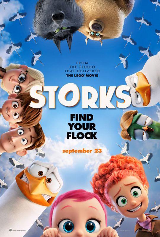 Storks - 2015