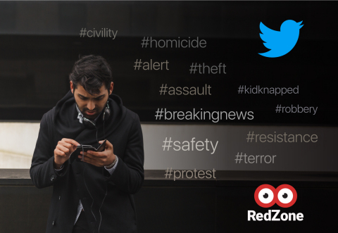 Twitter Live Crime Feed (Photo: Business Wire)
