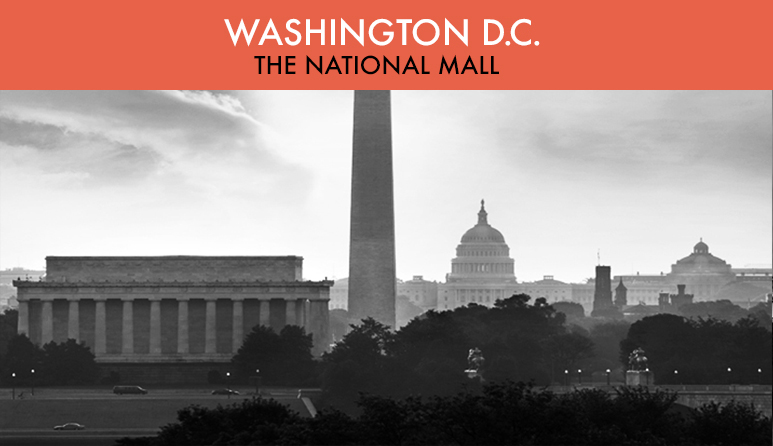 Explore the stories behind people and moments at seven of the National Mall's most iconic landmarks and monuments. Gain context and deepen your understanding of seminal moments in American history.