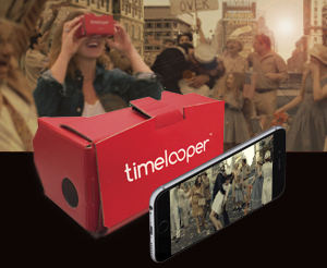 TimeLooper Virtual Reality Headset