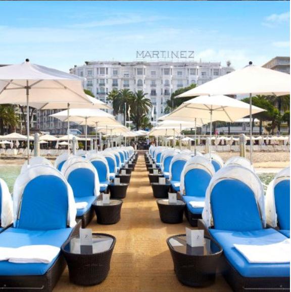 Hôtel Martinez, Cannes