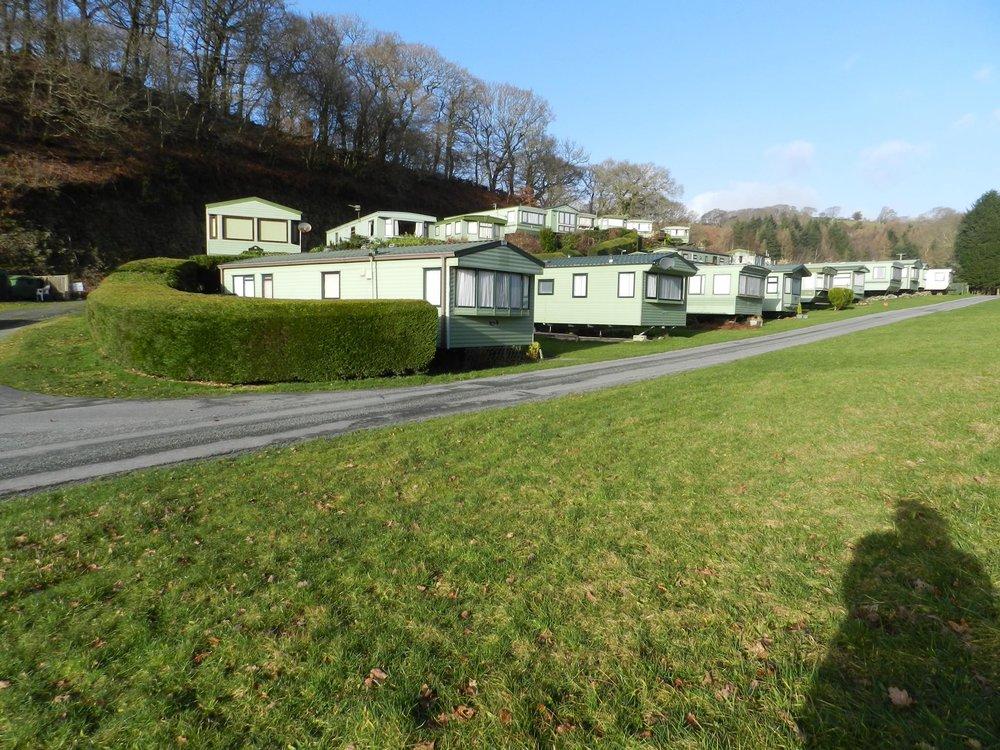 Cefn Crib Static caravans