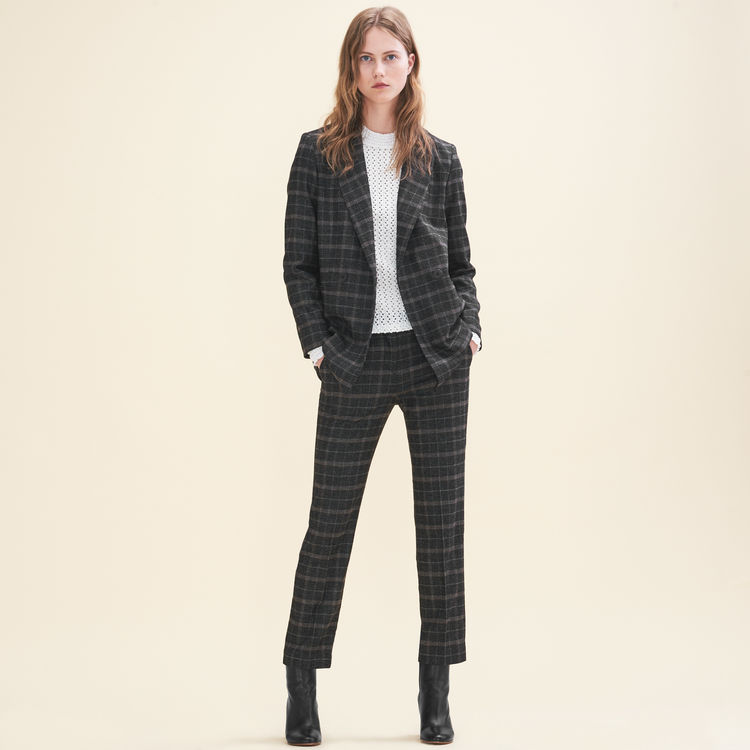 Maje Jacket and Trouser
