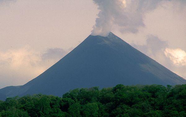 Day-trip to the Pocaya Volcano
