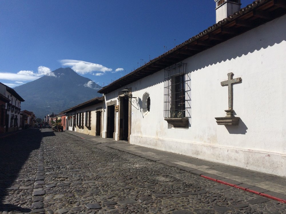 DAY 2 - Saturday Oct. 28  - ANTIGUA GUATEMALAHistorical guided tour of the colonial city, designated a UNESCO World Heritage Site.Craft marketsVisit of the Textile MuseumFree Time