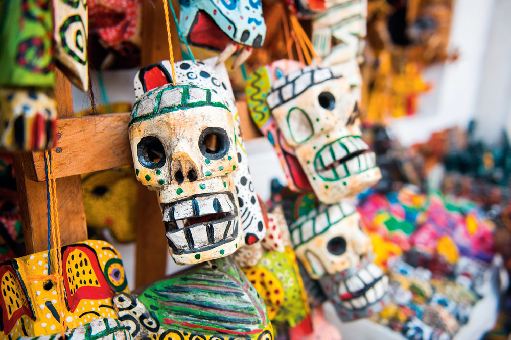 Day 7 - Thursday Nov. 2 - LAKE ATITLANYogaDay of the Dead festivitiesFree Time