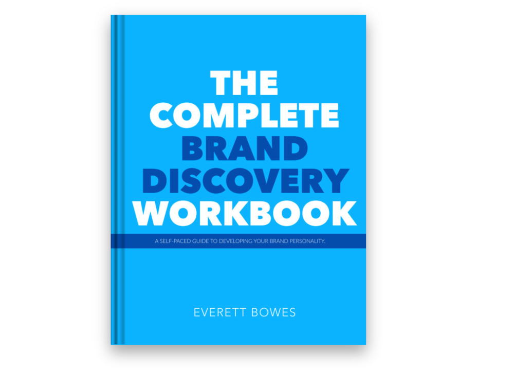 The Complete Brand Discovery workbook