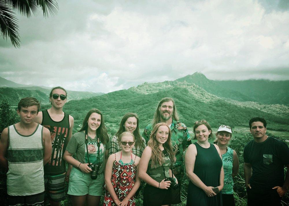 Kauai Learning Exchange 2018