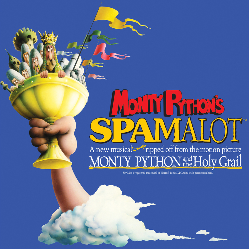 Spamalot  is a special production featuring the alumni of Waukesha West Theater- spanning 25 years!
