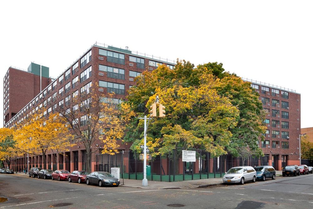 New York, Bronx,  Grote Street