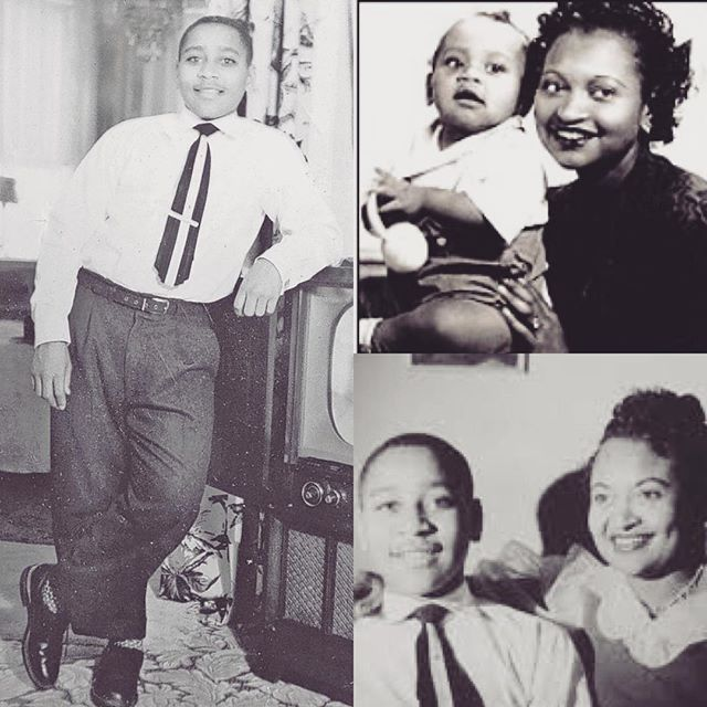 Episode 26 - Emmett Till Part 1 is available now on your favourite podcast app . In part 1 we discuss Emmett's life growing up in Chicago and the events leading up to his brutal murder in 1955. . #UntilDeathDoUsPart #mariticidepodcast #truecrimepodcast #paranormalpodcast #podcast #truecrimecommunity #ladypodsquad #history #applepodcast #googleplay #stitcherradio #itunes #canadianpodcast  #podernfamily