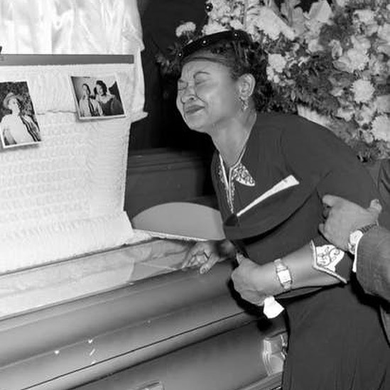 We're back! Sorry for the unintended break, episode 27 Emmett Till Part 2 is available on your favourite podcast app . 1) Mamie Till-Mobley cries over her son Emmett's casket  2) Emmett's great-uncle Moses Wright identifies JW Milam and Roy Bryant as the two men who kidnapped Emmett from his home on August 28th, 1955 3) JW Milam, his wife, Carolyn Bryant, and Roy Bryant celebrate after they are found not guilty for the murder of Emmett Till 4) Bryant's Grocery & Meat Market present day  5) One of the vandalized memorial signs . . . . #UntilDeathDoUsPart #mariticidepodcast #truecrimepodcast #paranormalpodcast #podcast #truecrimecommunity #ladypodsquad #history #applepodcast #googleplay #stitcherradio #itunes #canadianpodcast  #podernfamily