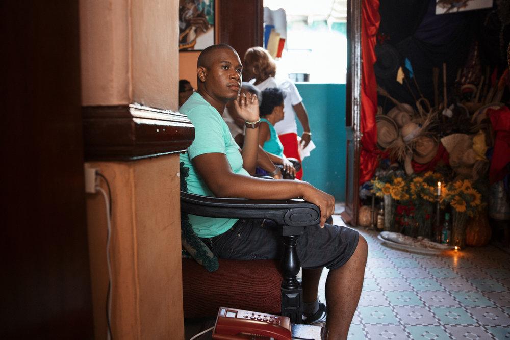 Armando's House, Havana, Cuba