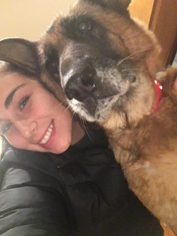"""""""I love Paw Pals so much. It is hard for me to go away and leave my doggy. But I feel very secure with the awesome ladies who take care of Asia!Thank you!!"""" - -Asia's Mom"""
