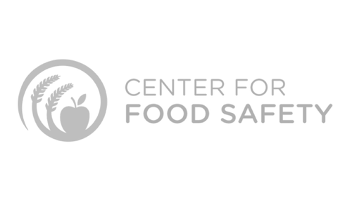 Center For Food Safety Logo