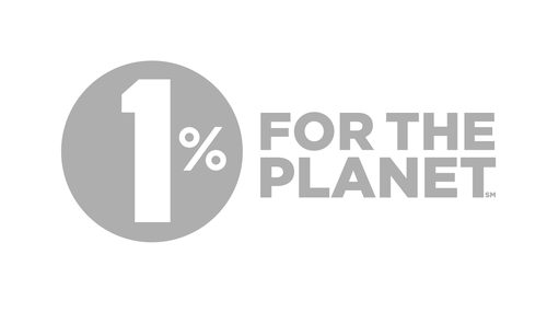 1% For The Planet Logo