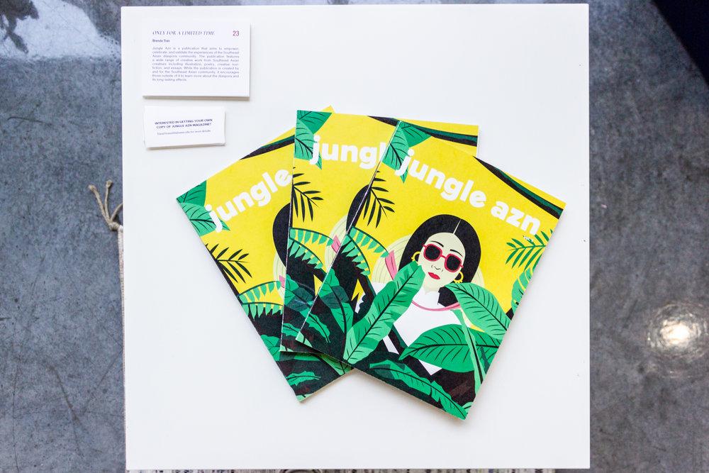 exhibition - magazine