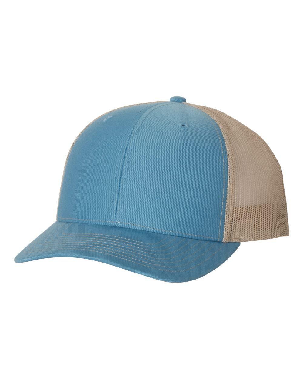 Colombia Blue/ Khaki