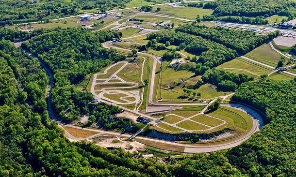 Minutes from Road America Race Track