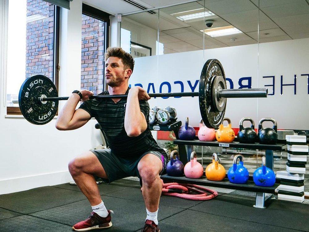 Ben Davies, Body Coach Trainer & Fitness expert