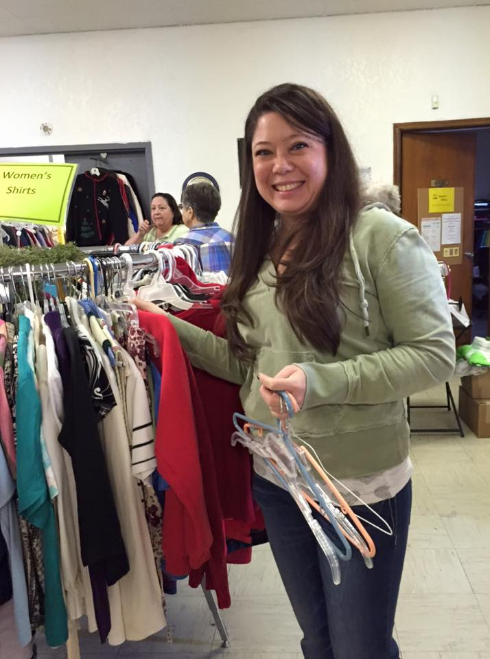 clothing closet lady volunteer.jpg