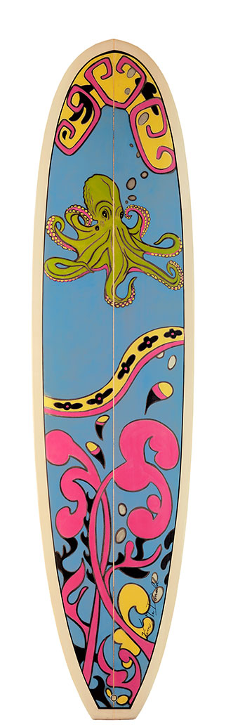 Kim-McDonald-Artist---Oceania-Series-Surf-Board---Tako-Party.jpg