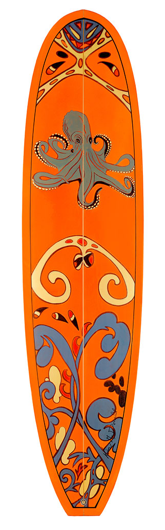 Kim-McDonald-Artist---Oceania-Series-Surf-Board---Tangerine-Dream.jpg