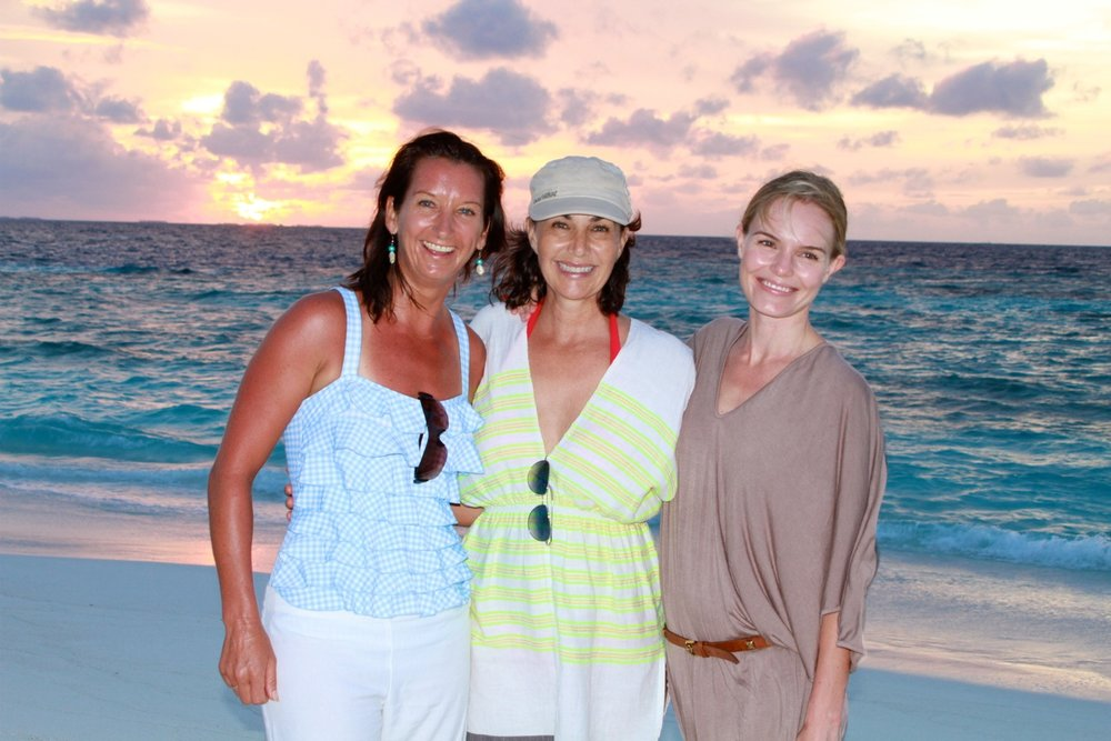 Layne Beachley, Kate Bosworth