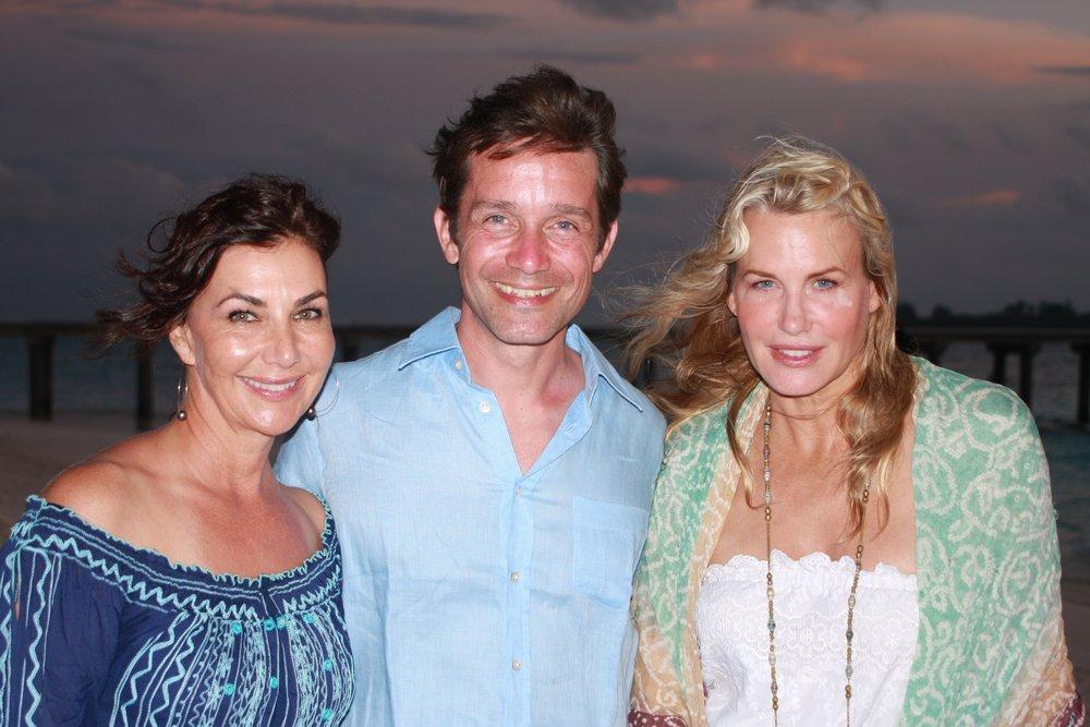 Phillipe Cousteau, Daryl Hannah