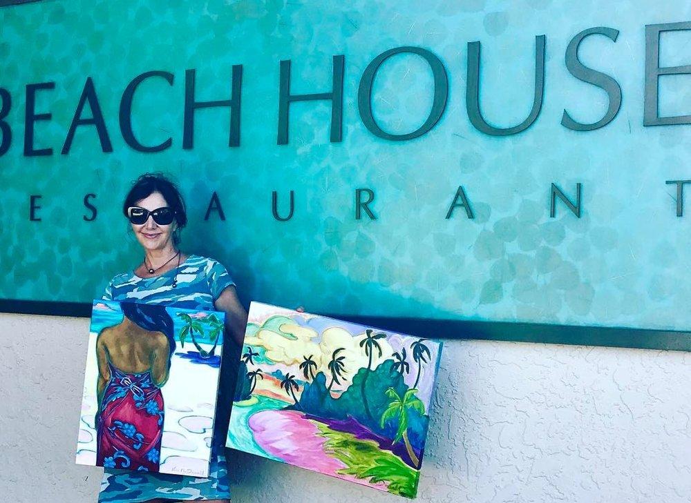 The Beach House Restaurant on the Island of Kauai