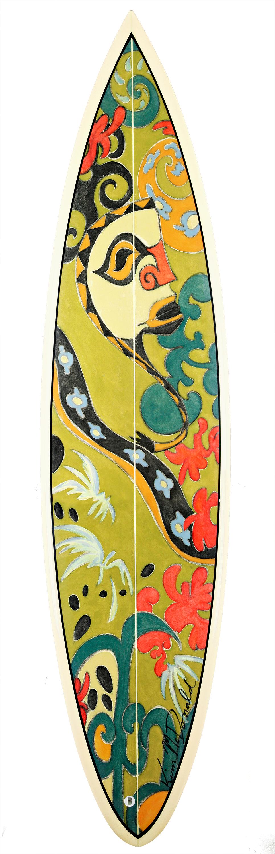 Surfboard Art | Kim McDonald