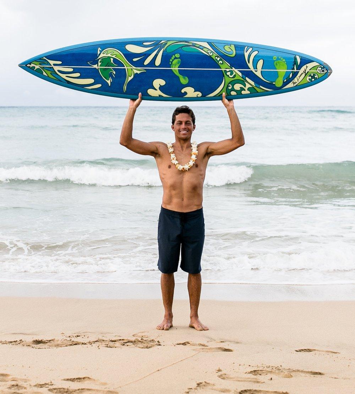 World Champion Waterman, Kai Lenny