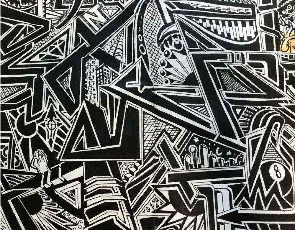 Student Work #8: Urban Maze