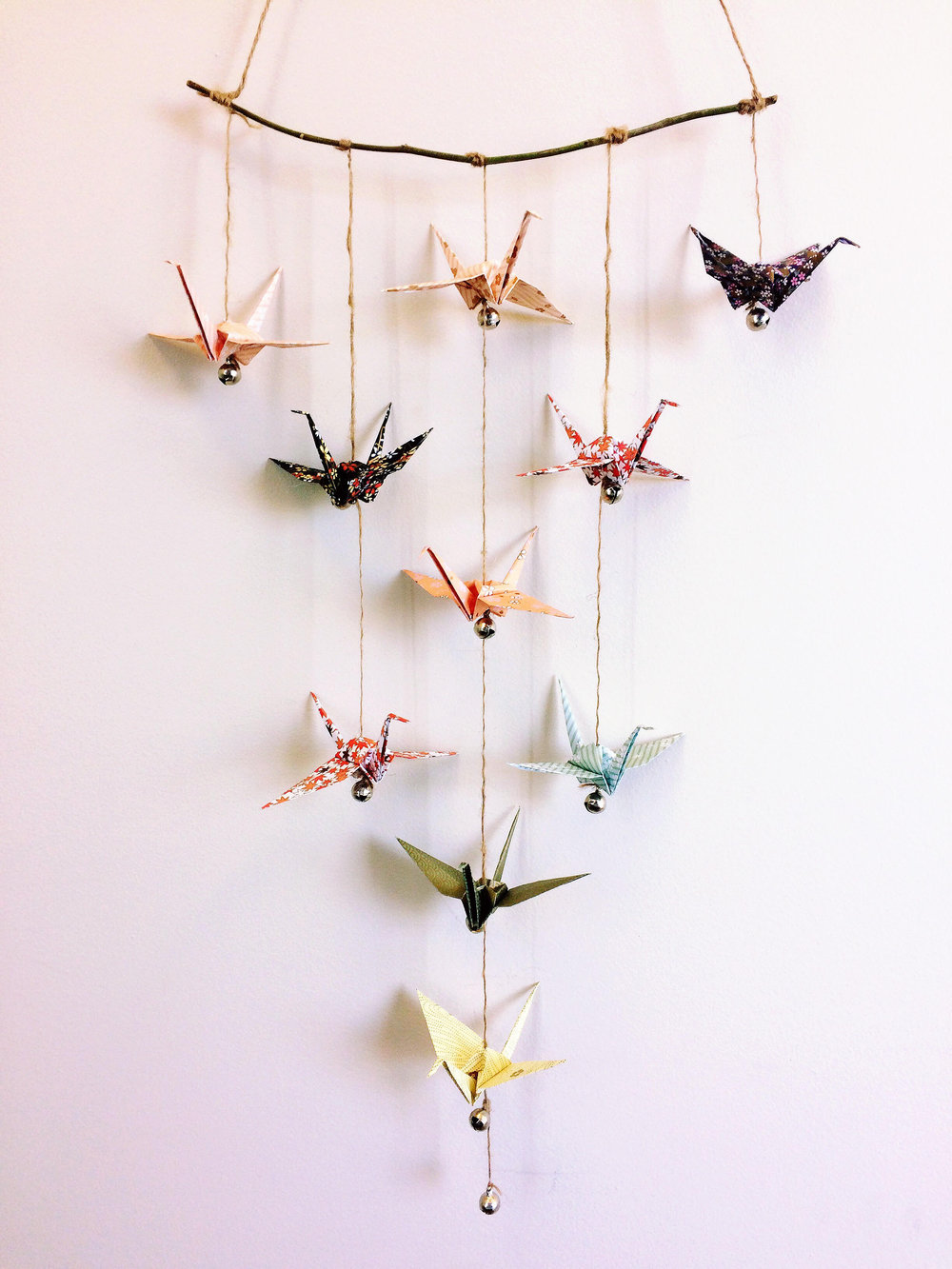 Student Work #22: One Thousand Cranes