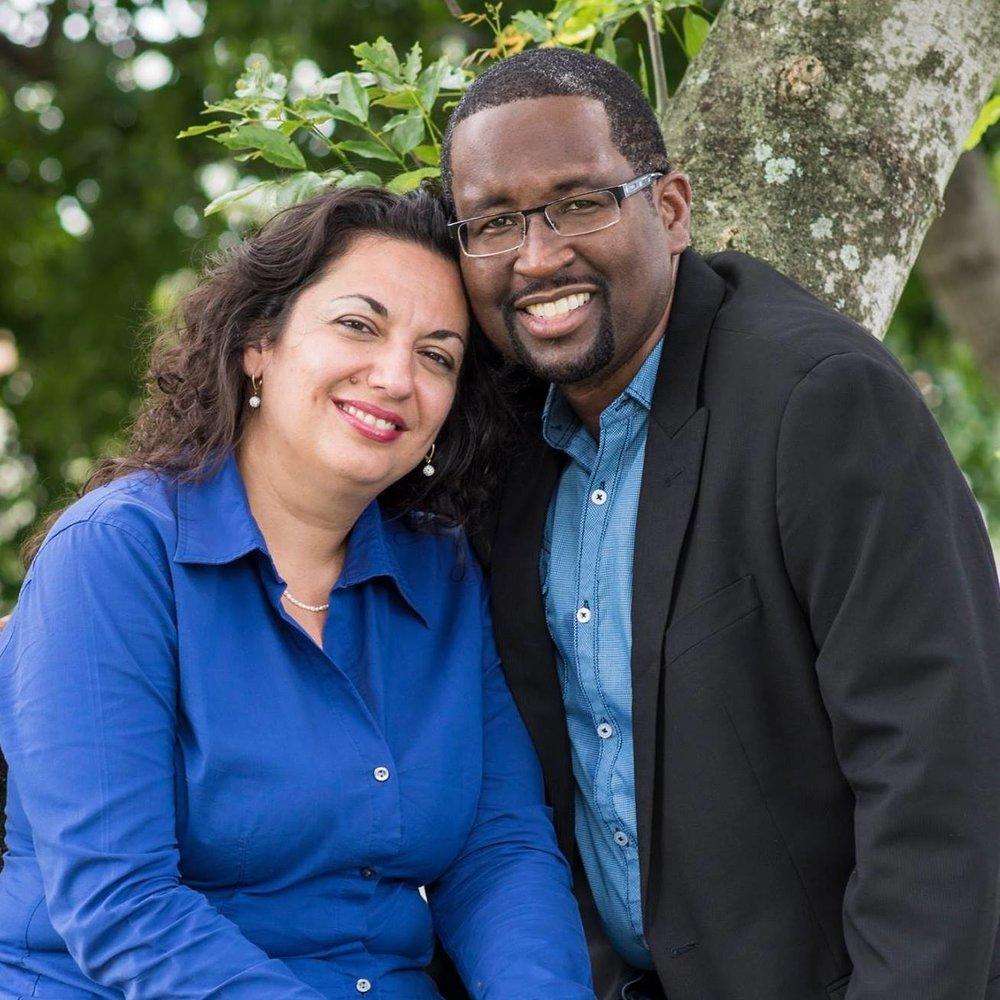 Lead Pastors Andrae and Kayla & Roberts   Rivergate Community