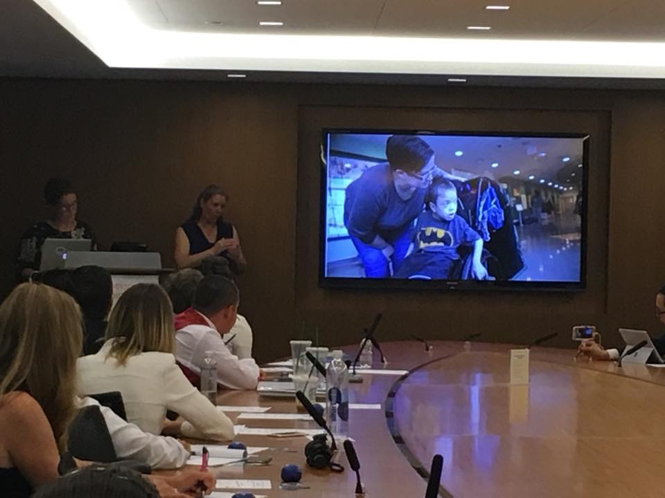 Rachel Martens' presentation