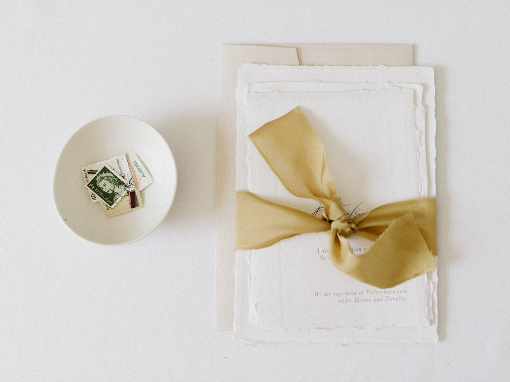 Silk Ribbon    $6.50 per envelope