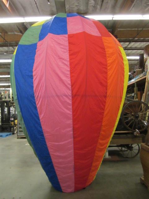 Hot Air Balloon Premiere Props