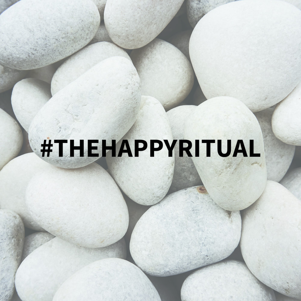 #THEHAPPYRITUAL - Also known as 3 good thingsSimply taking a few moments to find & focus on 3 good things that happened throughout your day3 moments of happiness. 3 successes. 3 challenges. 3 big joys. 3 small joys. By focusing on the good that happened in our day……the bad seems to drop awayJoin us on Instagram! #thehappyritual